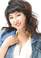 Asian lady Shuang (Rita) from Shenyang, China, ID 45661