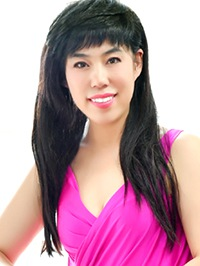 Asian woman Fuxia (Anita) from Fushun, China