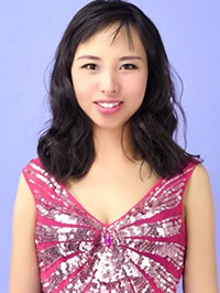 Asian Bride Jing (Stacy) from Shenyang, China