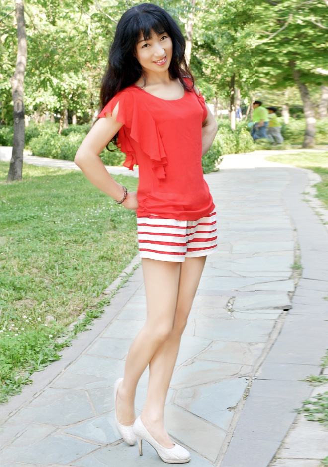 Single girl Wang (Tammy) 59 years old