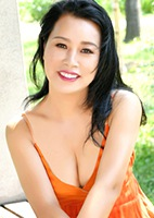 Asian lady Zifu (Meredith) from Teiling, China, ID 45672