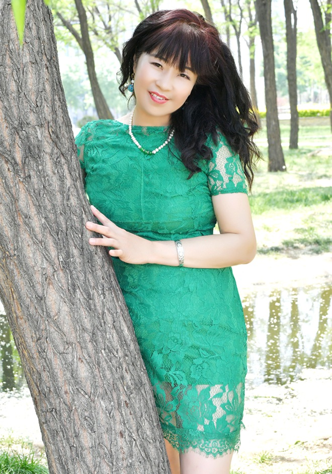 Asian bride Xiuwei (Karen) from Shenyang