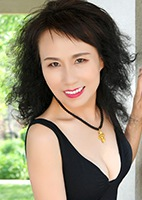 Asian lady Xige (May) from Shenyang, China, ID 45677