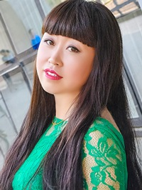 Asian lady Yan (Kate) from Shenyang, China, ID 45690