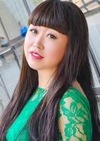 Russian single Yan (Kate) from Shenyang, China