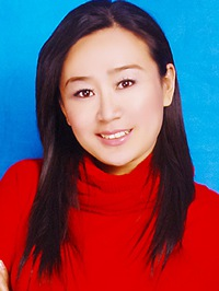 Single Ying (Shirley) from Fushun, China
