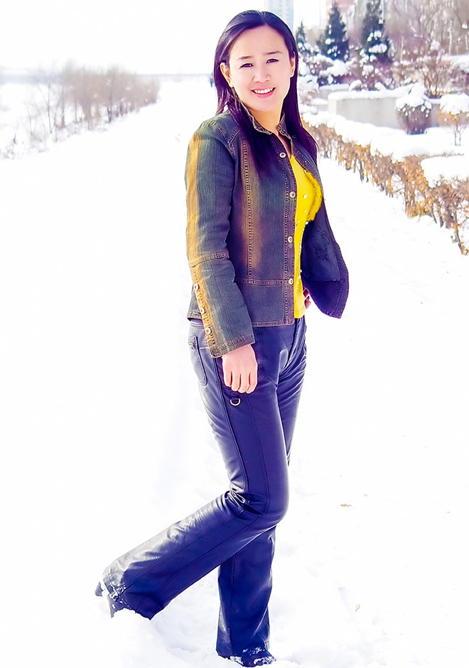 Id 45691 Asian Girl Ying Shirley 52 Years Old From