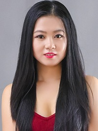 Asian woman Te (Rose) from Shenyang, China