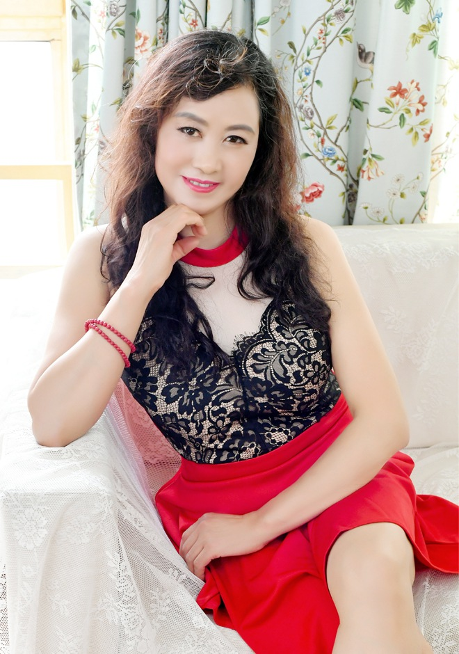 Asian bride Yanxiu (Xiu) from Shenyang