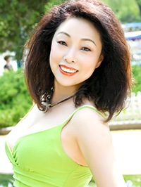 Asian woman Li (Lily) from Fushun, China