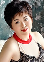 Asian lady Hong (Kate) from Shenyang, China, ID 45737