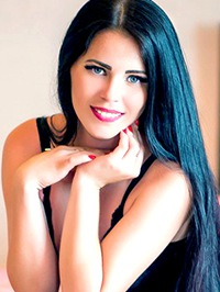 Single Alyona from Nikopol, Ukraine