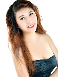 Asian single woman Fang (Liz) from Shenyang, China