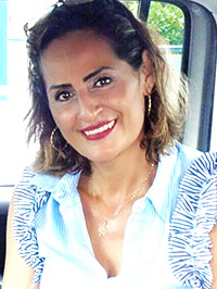 Latin woman Marlene from Panama City, Panama