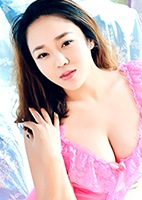 Asian lady Zhu from Fushun, China, ID 45771