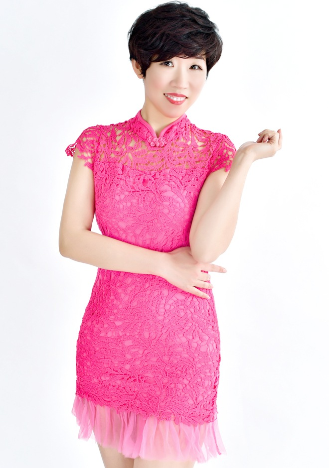 Asian bride Xiaolian (Emma) from Shenyang
