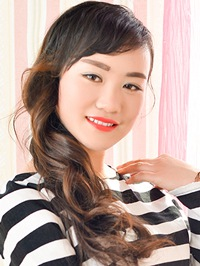 Asian Bride Huan (Selma) from Xinmin, China