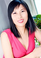 Asian lady Ru (Emily) from Shenyang, China, ID 45806