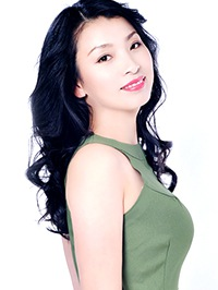 Asian Bride Yiqing (Susan) from Fushun, China