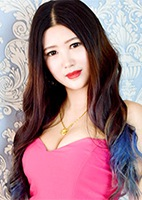 Asian lady Yang (Cathy) from Shenyang, China, ID 45812
