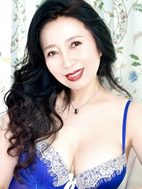 Single Weijun (Alice) from Dalian, China
