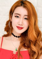 Russian single Qianwen (Frieda) from Shenyang, China