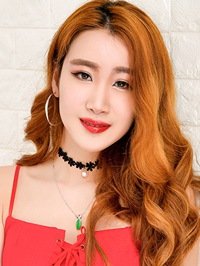 Single Qianwen (Frieda) from Shenyang, China
