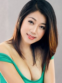 Single Xiaoyue (Cloris) from Fushun, China