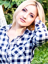 Russian single woman Julia from Poltava, Ukraine