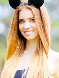 Russian woman Anastasia from Kremenchug, Ukraine