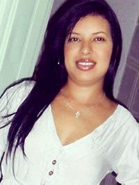 Latin woman Flor del Carmen from Santiago de Cali, Colombia
