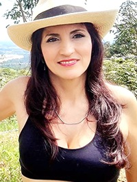 Latin woman Rocio from Santiago de Cali, Colombia