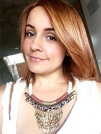 Latin woman Leidy Johana from Medellín, Colombia