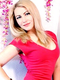 Single Oksana from Lugansk, Ukraine