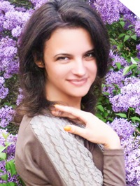 Single Janna from Nikolaev, Ukraine