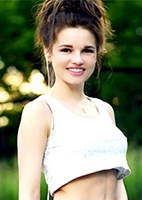 Single Ivanna from Poltava, Ukraine