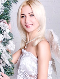 Single Anna from Nikopol, Ukraine