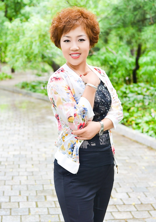 Single girl Jinwei 39 years old