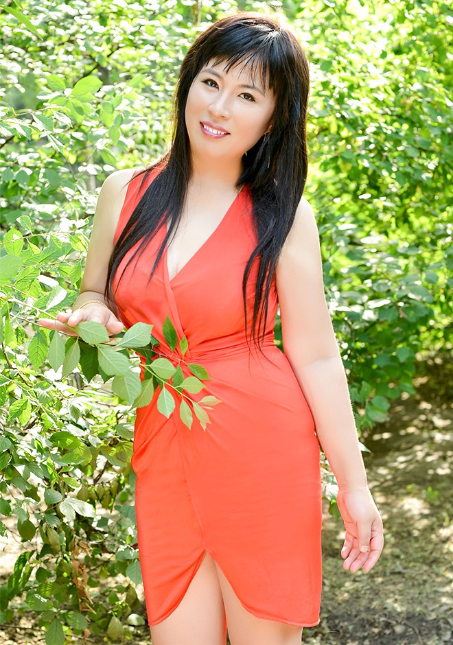 Asian bride Jialing from Fushun