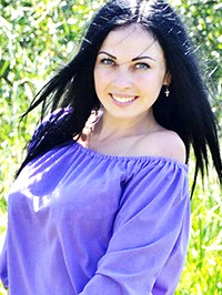 Single Daria from Bratskoe, Ukraine