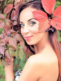 Russian single woman Antonina from Dnepropetrovsk, Ukraine