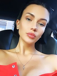 Russian woman Valeria from Mariupol, Ukraine