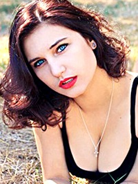Single Olga from Zaporozhye, Ukraine