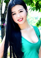 Asian lady Xinxin from Chifeng, China, ID 46205