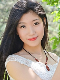 Asian Bride Suixin from Hailun, China