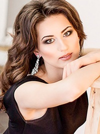 Single Karina from Kirovsk, Ukraine
