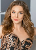 Russian single Irina from Torez, Ukraine