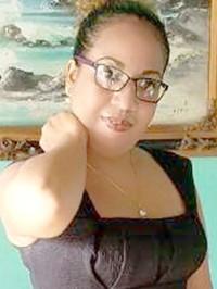 Latin woman Lesvia Margarita from Granada, Nicaragua