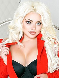 Russian Bride Natalie from Dnepropetrovsk, Ukraine