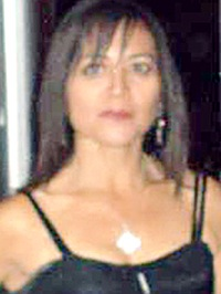 Latin woman Claudia from Santiago, Chile